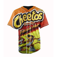 Flamin Hot Cheetos Jersey