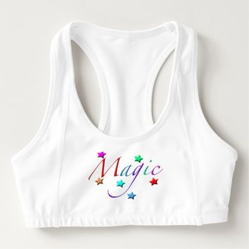 """Magic"" Sports Bra"