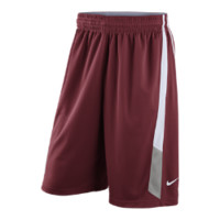 Nike Dri-FIT Oklahoma Men's Basketball Shorts - Maroon