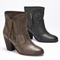 Jamie Perforated Bootie - Report® - Victoria's Secret