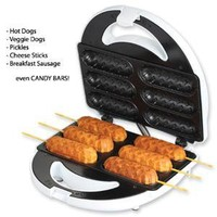 NO FRY CORN DOG MAKER