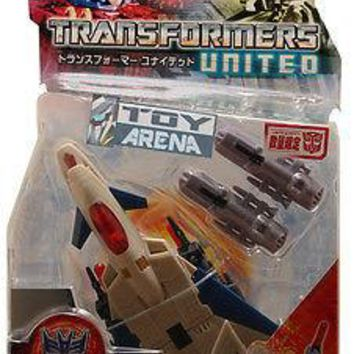 Transformers United UN-26 Thunderwing Takara Tomy Thunder Action Figure