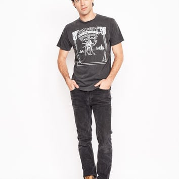 Rock 'n' Roll Caravan Men's Crew - Vintage Black