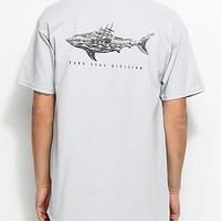 Dark Seas Chronicle Silver T-Shirt