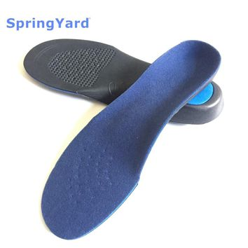SpringYard EVA Adult Flat Foot Corrector Arch Support Orthotics Orthopedic Insoles Foot Care for Shoes Men Women