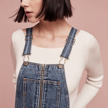 Levi's Ultra High-Rise Overalls