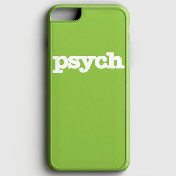 Psych Tv Series iPhone 8 Case