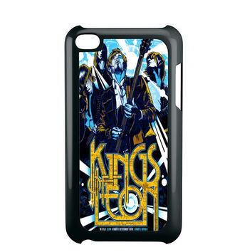 Kings of Leon music Ipod 4 Case