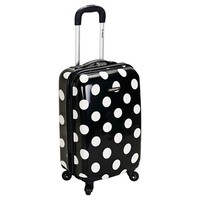 Rockland Luggage Reno Polycarbonate Carry On - B... : Target