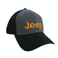 All Things Jeep - Snapback Mesh Embroidered Jeep Hat