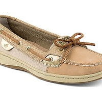 Angelfish Fishscale Slip-On Boat Shoe