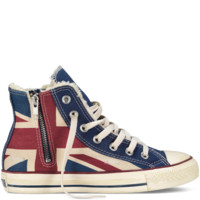 Converse - Chuck Taylor All Star Union Jack - Hi - Blue Multi