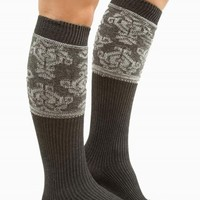 BAROQUE BOOT SOCKS