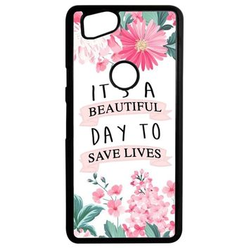 Grey Anatomy Quotes Google Pixel 2 Case