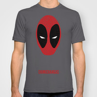 Deadpool - Chimichangas T-shirt by Jake Sumpter