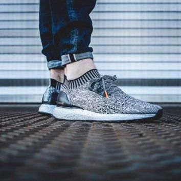 Adidas Ultra Boost Uncaged (Black/ Grey / White)