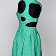 Looking for Love Dress -- Teal