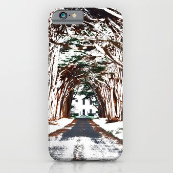 Perfect Driveway iPhone & iPod Case by Artist CL