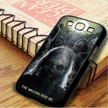 Zombie The Walking Dead Samsung Galaxy S3 Case