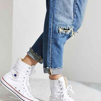 LMFUG7 Converse Chuck Taylor All Star High Rise Sneaker