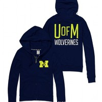University of Michigan Perfect Full Zip Hoodie