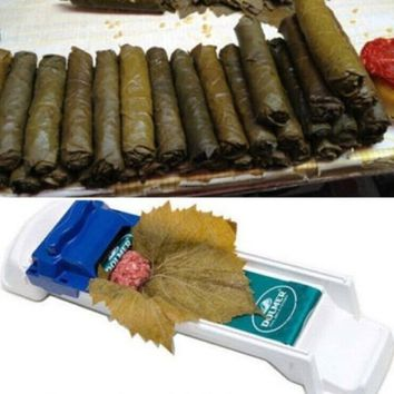 Creative Sushi Mold Vegetable Meat Rolling Tool Dolmer Magic Roller Stuffed Garpe Cabbage Leave Grape Leaf Machine Tools