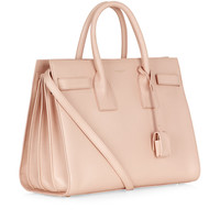 Saint Laurent Small Sac De Jour Bag in Pink | Harrods