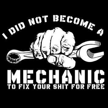 Fix your shiz for free wrench hand