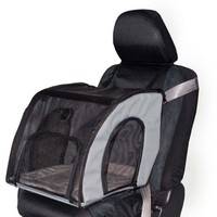 KH7670 Pet Black Travel Safety Carrier