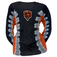 Chicago Bears - Team Colors Juniors Long Sleeve T-Shirt