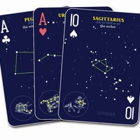 Night Sky Playing Cards-ScientificsOnline.com