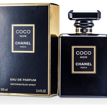 Chânel coco Noir Eau de Parfum Perfume Spray for Woman, EDP 3.4 Fl Oz, 100 ml.