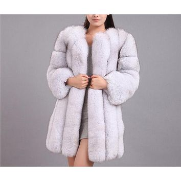 """killa cam"" luxury fur coat"