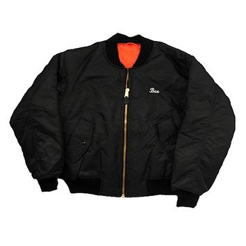PERSONALIZED BOMBER JACKET (more colors)