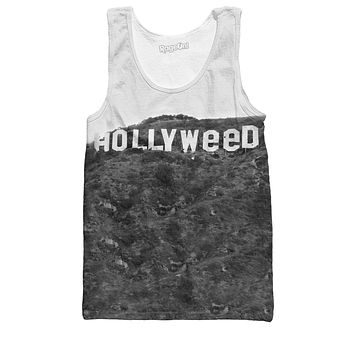 Hollyweed Tank Top