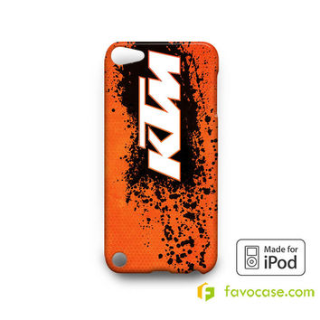 KTM 2 Motorcycle iPod Touch 4, 5 Case Cover
