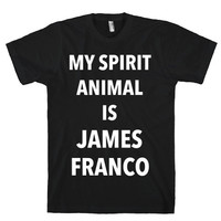 JAMES FRANCO SPIRIT ANIMAL TEE
