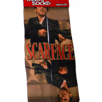 Fresh Socks Scarface