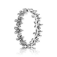 PANDORA Dazzling Daisy Meadow Ring Sterling Silver