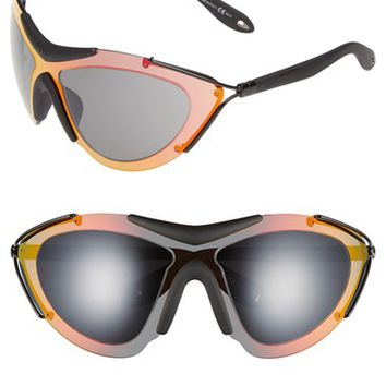 Givenchy 65mm Shield Sunglasses | Nordstrom
