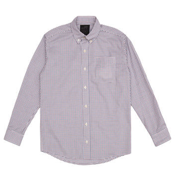 BKc Pincheck Button Up