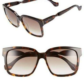 ONETOW balenciaga paris ba0053 55mm cat eye sunglasses nordstrom 2