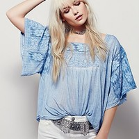 Free People Womens Honey Child Tee
