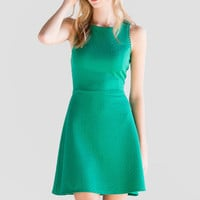 Joanna Textured Dress