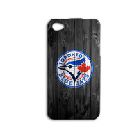 Toronto Blue Jay iPhone Case Baseball Phone Case iPod Case Sports iPhone Case iPod 5 iPhone Cover iPhone 4 iPhone 5 iPhone 4s iPhone 5s Case