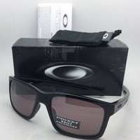 Polarized OAKLEY Sunglasses MAINLINK OO9264-08 Black Frame w/ PRIZM Daily Lenses