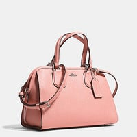Nolita Satchel in Crossgrain Leather