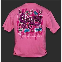 Sweet Thing Funny Granny Nana Grandma Gigi Girlie Bright T Shirt