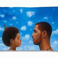 Drake Nothing Was the Same Pillow Case Cove 20x30 inch One Side #Z041