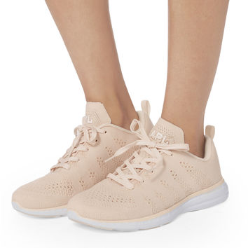 TechLoom Pro Cashmere Nude Performance Sneakers